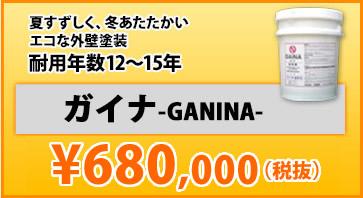ガイナ 680,000円