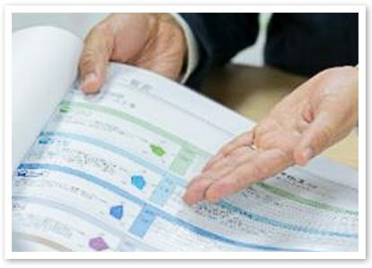 お客様のニーズに応じて根拠のある最大5種類の見積もりを提案